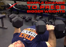 Sore Shoulder From Bench Press Small Change To Bench Press More Weight Save Your Shoulders