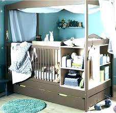 Baby Cribs With Changing Table Attached Baby Bed With Changing Table I 2 In 1 Convertible Crib And Changer