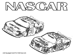 mega sports car coloring pages in nascar omeletta me