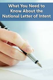 College National Letter Of Intent Best 25 Letter Of Intent Ideas On Graduate School