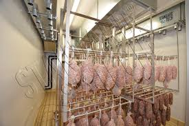 Meat Curing Cabinet Salami Curing Chamber Standard Tech