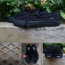 Jual Vans Zapato jual vans zapato black ocinn shop