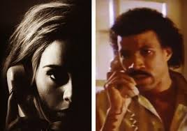 Adele Meme - lionel richie responds to adele s song hello with brilliant meme