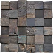 reclaimed wood wall tiles furniture house pins pinterest