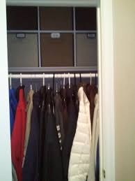 how to organize a closet to create extra storage space