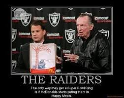 Raiders Suck Meme - rallypoint do you have what it takes to poke some fun at your