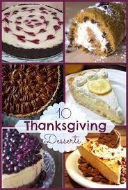 10 fabulous thanksgiving desserts thanksgiving pie and holidays