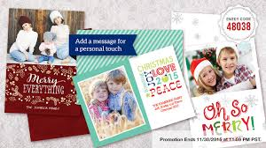order christmas cards staples deal 50 christmas cards for 9 99 southern savers