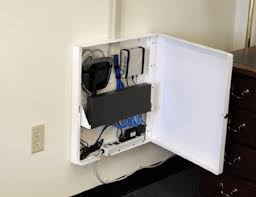 cabinet for router and modem buy oberon home and office network cabinet for wireless routers in