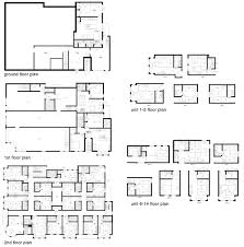 San Francisco Floor Plans Ksdg San Francisco 610fillmore