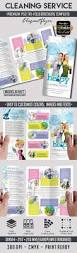 cleaning services u2013 premium tri fold psd brochure template u2013 by