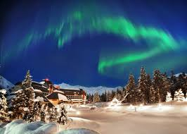 places you can see the northern lights stay two nights at the beautiful alyeska resort for fun in the snow