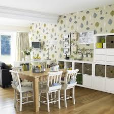 kitchen wallpaper designs ideas dining room kitchen diner modern ideal home dining room wallpaper