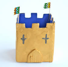 how to make an air dry clay castle hobbycraft blog