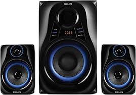 home theater in flipkart buy philips philips mms2580b portable bluetooth home audio speaker