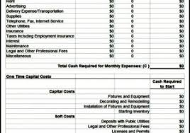 expenses spreadsheet template expense list template business