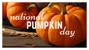 october 26th is national pumpkin day foodimentary national