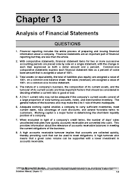 ch 13 sm faf5e balance sheet financial statement