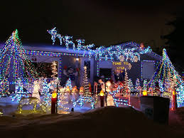 christmas light show house music you have to see this christmas light show in edmonton christmas