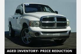 white dodge truck used white dodge ram 1500 for sale edmunds