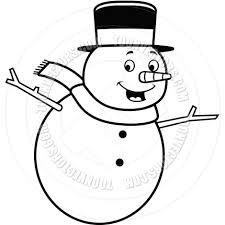 snowman mouth clipart clipartxtras
