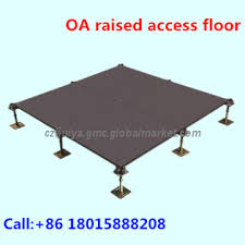 Access Floor Pedestal Oa500 U0026 Oa600 China Oa Steel Raised Access Floor Pedestal For