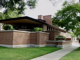 Frank Lloyd Wright House Plans by Robie House Frank Lloyd Wright Chicago Architecture And