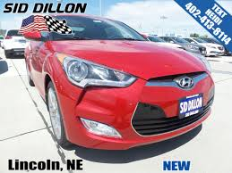 new 2017 hyundai veloster value edition hatchback in lincoln