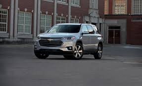 chevrolet traverse 2018 chevrolet traverse pictures photo gallery car and driver