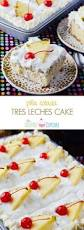 coconut tres leches cake my favorite way to dress up a boxed