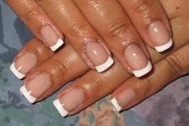 simple french nail art best nail 2017 nail art simple and elegant