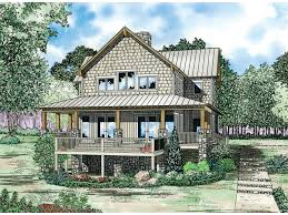 outdoor living floor plans gardner creek shingle style home plan 055d 0852 house plans and more