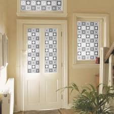 Gila Frosted Window Film Decorating Decorating Artscape Window Film A Way To Decor The Door