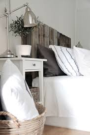 Wood Pallet Headboard Country Living Home Decor Lifestyle By Swedeheart Diy Rustic