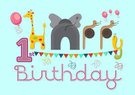 1st birthday 1st birthday free vector 1440 free downloads