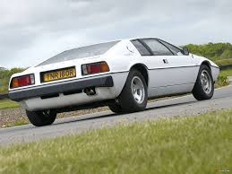 gtp cool wall 1976 1979 lotus esprit s1