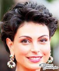 post chemo hairstyles 10 popular short haircuts for women morena baccarin curly