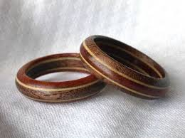 untraditional wedding bands unique non traditional wedding rings