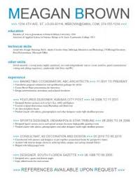 refrences on resume resume template 89 extraordinary layout of a format references