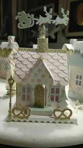 1577 best putz houses images on pinterest putz houses christmas