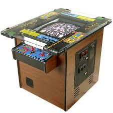 Table Top Arcade Games Ms Pac Man Tabletop Arcade Girlshqpics Com