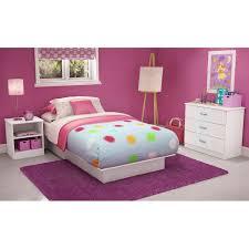 Twin White Bedroom Set - kids bedroom sets dcg stores