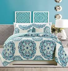 Bedspreads And Coverlets Quilts Grey King Size Quilts And Bedspreads Amazon Com