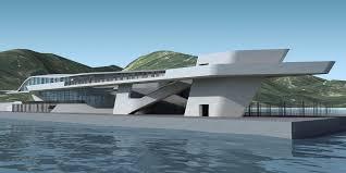 en terminal salerno zaha hadid architects and arafen
