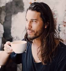 long wavy hair for men as the perfect hairstyle long hair guys