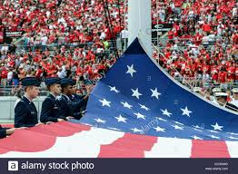 Ohios State Flag Ohio State Football Stock Photos U0026 Ohio State Football Stock