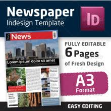 free newspaper layout template indesign resume free download newspaper template best template idea