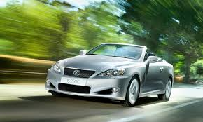 lexus convertible 2010 lexus is 250c adds heat to convertible market with sharp pricing