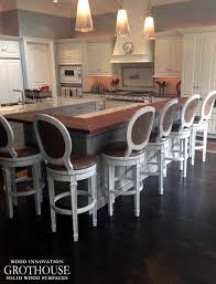 raised kitchen island kitchen island bar ideas http wood countertop glumber com kitchen