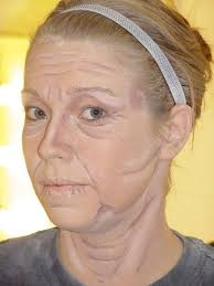 sfx makeup classes 19 best age makeup images on age makeup